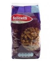 Felicetti BIO Vollkorn Fusilli - biologische Nudeln aus Vollkorn-Hartweizengrieß, 500g