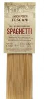Klassische Spaghetti aus Italien - handgefertigt, zu 500g oder 1kg - Antichi poderi Toscani
