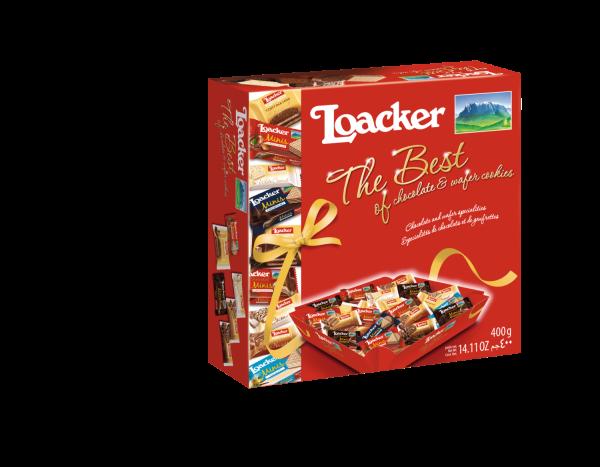 The Best of 400g - Box sfizioso - SCAD. 31/12/20 - Loacker