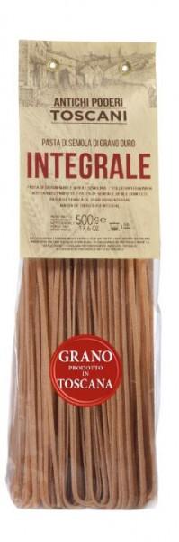 Antichi poderi Toscani - Vollkornnudeln in 3 Sorten erhältlich, 500g