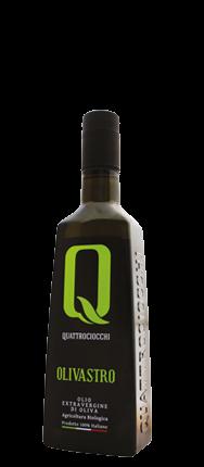 Olivastro Olio extra vergine d'oliva 0.25 L – Quattrociocchi