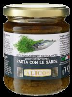 Sardinen-Paste, 180g - Alicos