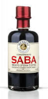 Mussini SABA - bestes Balsamico Dressing mit Traubensaft, 200ml