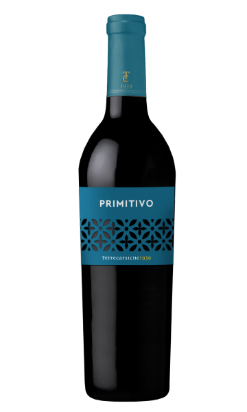 Primitivo Gioia del Colle IGT 2018 - Terrecarsiche1939