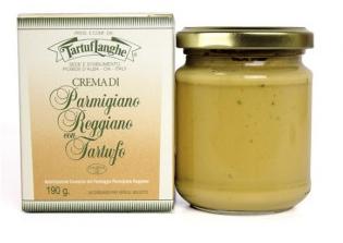 Tartuflanghe Parmesancreme mit Trüffel - feinste Creme, 90g oder 190g