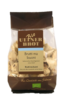 Brutti Ma Buoni - BIO Mandelgepäck - Ultner Brot 100g - ZERBRECHLICH