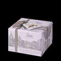 Panettone Veneziana mit Amarena und Zimt 550 g - Loison