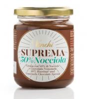 50% Nougatschokoladen-Creme, 250 g - Venchi S.p.A.