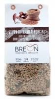 Breon Dinkelsuppe mit Steinpilzen - fertige Mischung Dinkelsuppe mit Steinpilzen, 300g - Breon Bozen