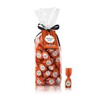Trifulot süße Amaretto-Mandel Trüffel-Pralinen mit Zartbitterschokolade, 200g - Tartuflanghe