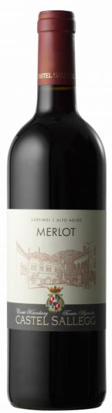 Merlot Selektion DOC 2014 - Castel Sallegg