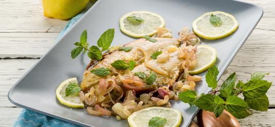 Makrele-mit-Zitrone