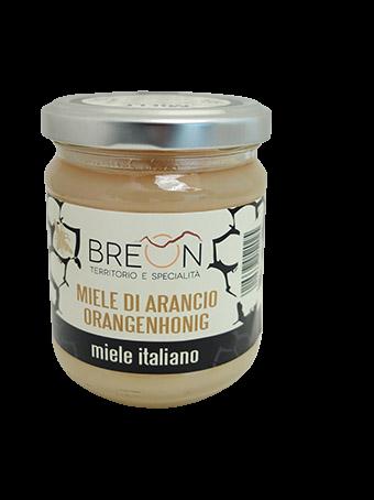 Miele - Orangenhonig aus Trentino, 250g - Breon Bozen