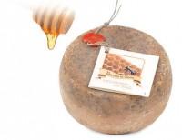 "Schafskäse ""Dorato"" mit Honig, ca.1,30 kg - Canti & Rossi"