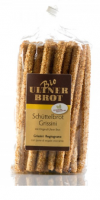 Ultner Brot BIO - Dinkel Grissini Schüttelbrot Regiokorn - MHD 12/04/21