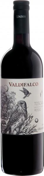 Granfalco Rosso Toscana IGT 2015 - Weingut Valdifalco Loacker