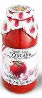 Mussini Sugo alla Toscana - Sugospezialität aus der Toskana mit Knoblauch und Rosmarin, 500ml