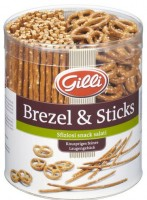 L'Aperitivo! Brezel & Sticks 300g - Gilli Food