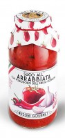 Sugo all'Arrabbiata, 500 ml - Mussini