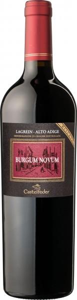 Lagrein Riserva Burgum Novum DOC 2015 - Weingut Castelfeder