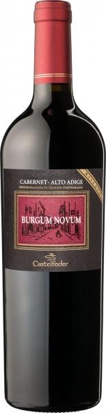 "Cabernet Riserva ""Burgum Novum"" DOC 2016 - Weingut Castelfeder"