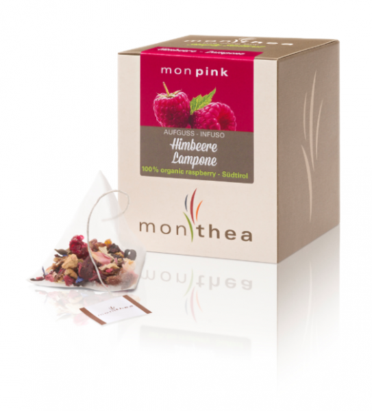 Infuso al Lampone Monpink BIO - Monthea