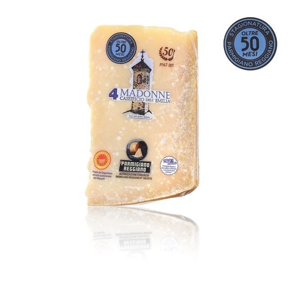 Parmigiano Reggiano über 50 Monate