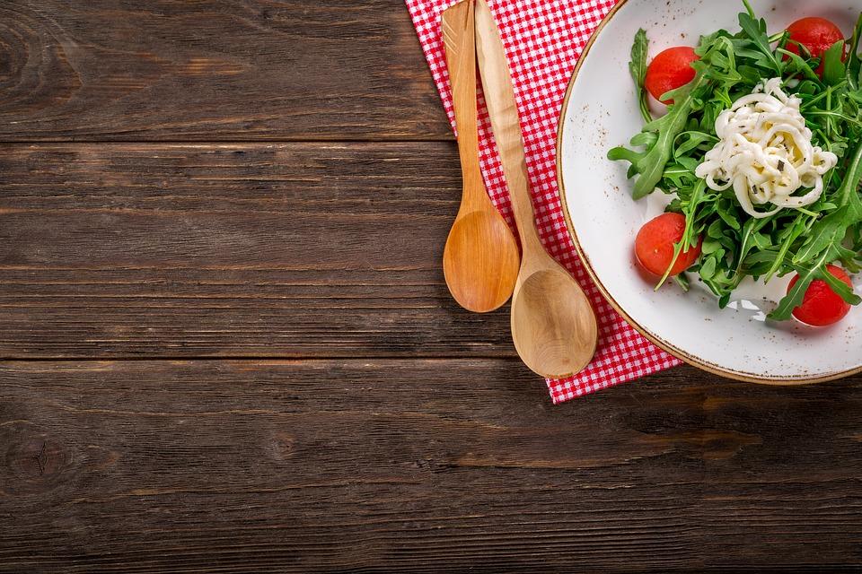 Speiseempfehlung-Salat
