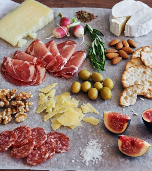 Coppa-mit-Salami-und-co-servieren
