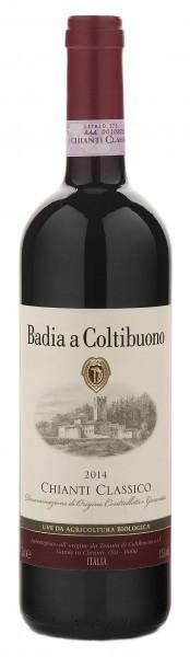 Chianti Classico DOCG 2014 BIO - Weingut Badia a Coltibuono