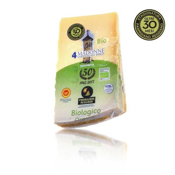 Parmigiano Reggiano DOP Biologico über 30 Monate