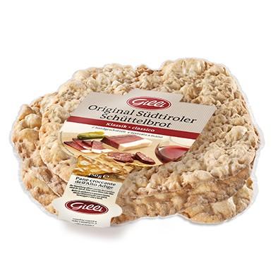 Pane croccante classico, 150g - Gilli Food