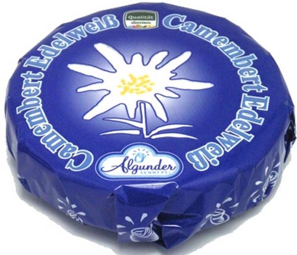 "Camembert ""Stella alpina"" Bio 270g - Latteria di Lagundo"