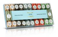Trifulot Trüffel-Box mit 5 verschiedenen Pralinen-Sorten zu je 4 Stück, 140g - Tartuflanghe