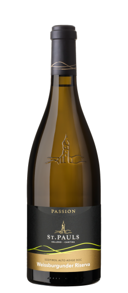 "Pinot Bianco Riserva ""Passion"" DOC 2017 - Cantina S. Paolo"