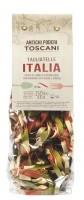 Tagliatelle aus Italien, natürlich bunt, 250g - Antichi poderi Toscani