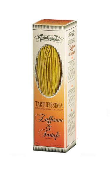 Tartufissima Tagliolini allo Zafferano e Tartufo 250g - Tartuflanghe