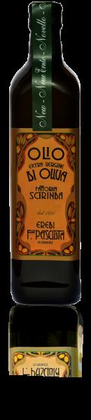 Olivenöl Extra Vergine, nicht filtriert, 250ml - Fattoria Scirinda