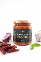 Sugo alla Norma, Vasetto, 290 g - Komoosee