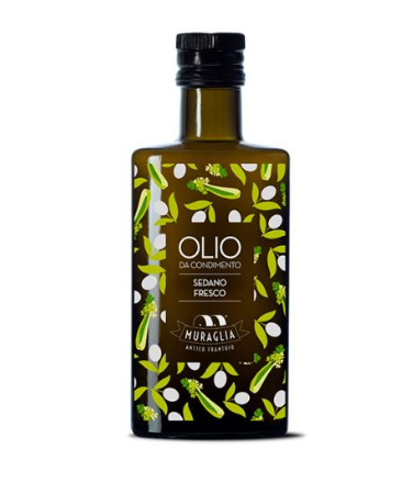 Olivenöl Aromatic Oils, Sellerie, 200 ml - Frantoio Muraglia