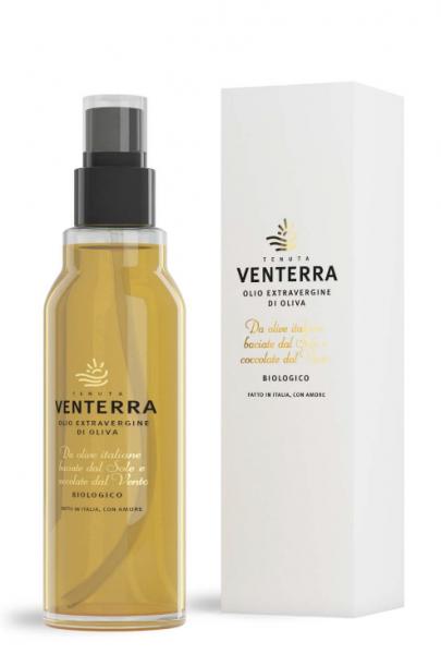 Bio Olivenöl Extra Vergine BLEND Spray - Venterra - 100ml
