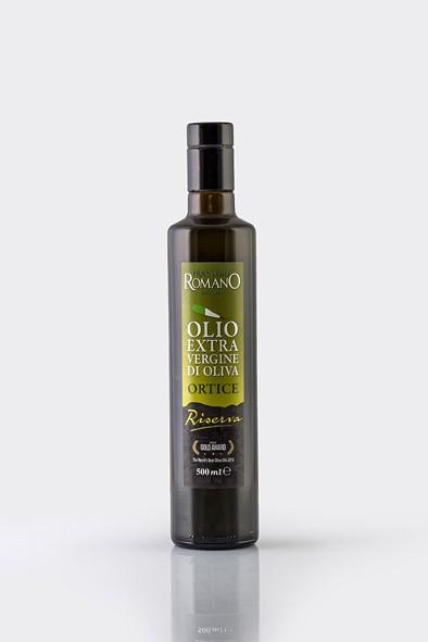 Ortice Riserva Olio extra vergine d'oliva 0.5 L - Frantoio Romano