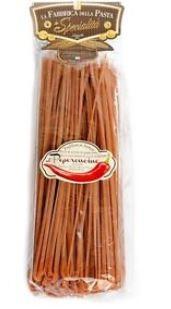 La Fabbrica della Pasta di Gragnano Linguine al peperoncino - Feurige Nudeln mit Peperoncino, 500g