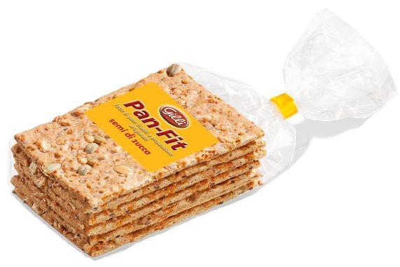 Pan-Fit al formaggio con semi di zucca, 150g - Gilli Food - ULTIMI PEZZI!!!