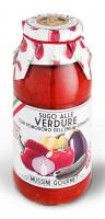 Mussini Sugo alle Verdure - beste Sauce aus frischestem Gemüse aus Italien, 500ml