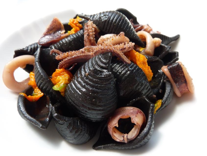 Felicetti-Tintenfisch-Muscheln-mit-Meeresfruechten