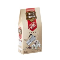 Moka 100% Arabica, gemahlen, 250 g - Caffè Europa