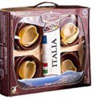 """La Fabbrica della Pasta di Gragnano """"a Caccavella""""- beste Nudeln zum Füllen mit Tonschüsselchen,125g"""