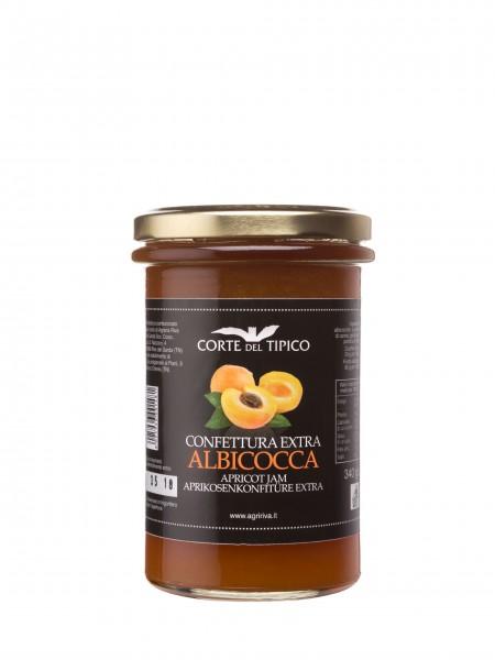 Confettura di albicocche, Vasetto, 340 g - Agraria Riva del Garda