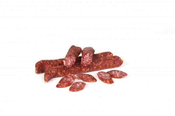 Salamini con cervo - Macelleria Rinner
